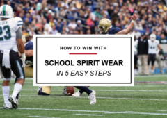 how to win with school spirit wear