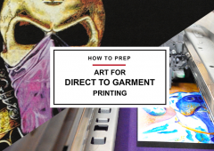 How to Prepare Art for DTG Printing